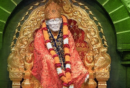 shirdi sai baba tour package from Chennai by flight
