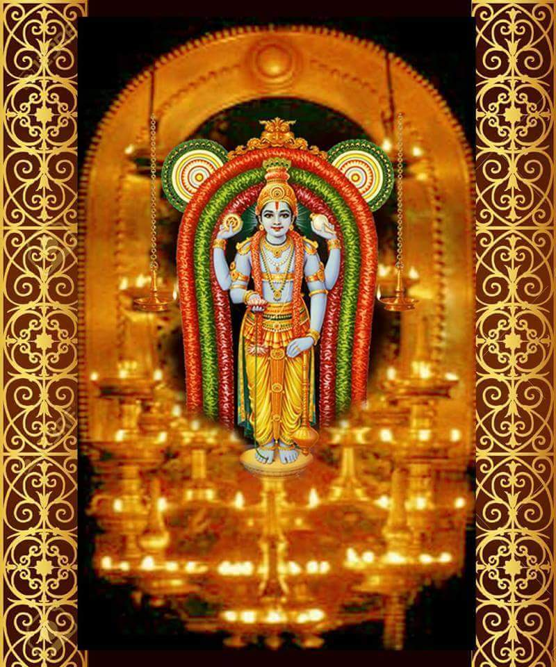 Guruvayur The Dwarika Of South India Vasantkamal