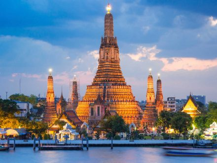 chennai thailand tour package